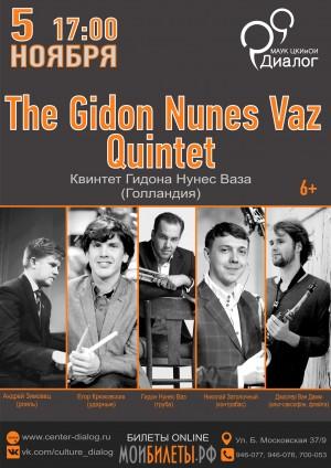 Gidon Nunes Vaz Quintet  (Квинтет Гидона Нунес Ваза, Голландия)